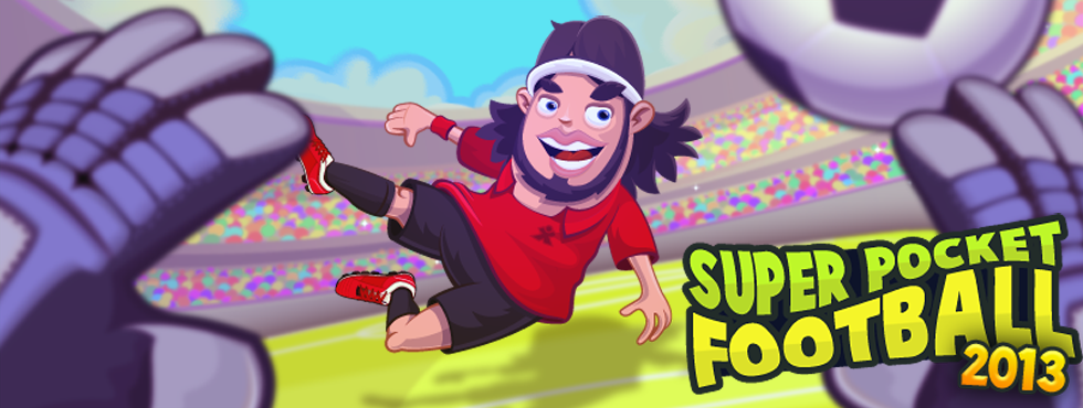 Super Pocket Football 2013 Banner