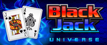 Black Jack Universe Small Banner