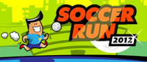 Soccer Run 2012 Small Banner