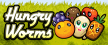Hungry Worms Small Banner