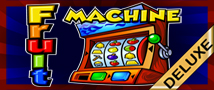 Fruit Machine Deluxe Small Banner