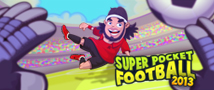 Super Pocket Football 2013 Small Banner
