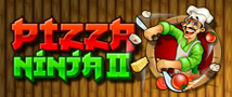 Pizza Ninja 2 Small Banner