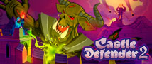 Castle Defender 2 Small Banner