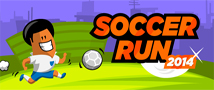 Soccer Run 2014 Small Banner