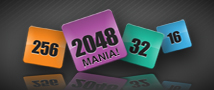 2048 MANIA! Small Banner