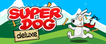 Super Dog Deluxe Small Banner