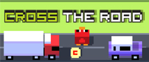 Cross The Road Small Banner