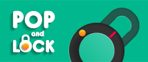 Pop and Lock Small Banner