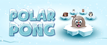 Polar Pong Small Banner