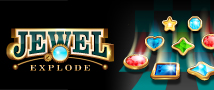 Jewel Explode Small Banner