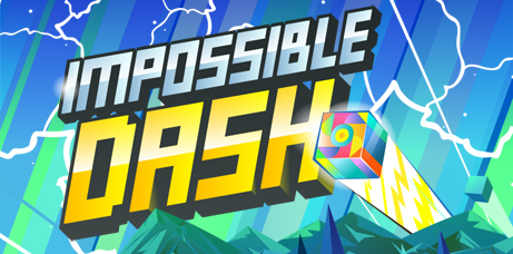Impossible dash Banner