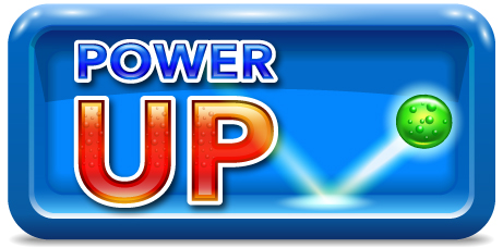 Power UP Banner