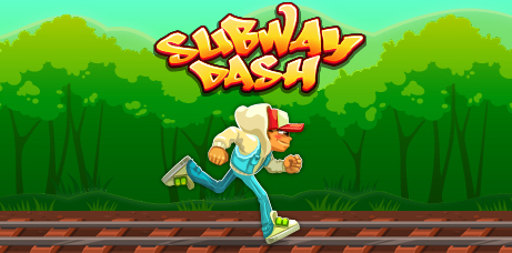 Subway Dash Banner